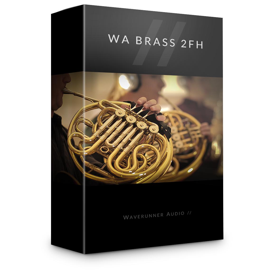 WA Brass: 2 French Horns